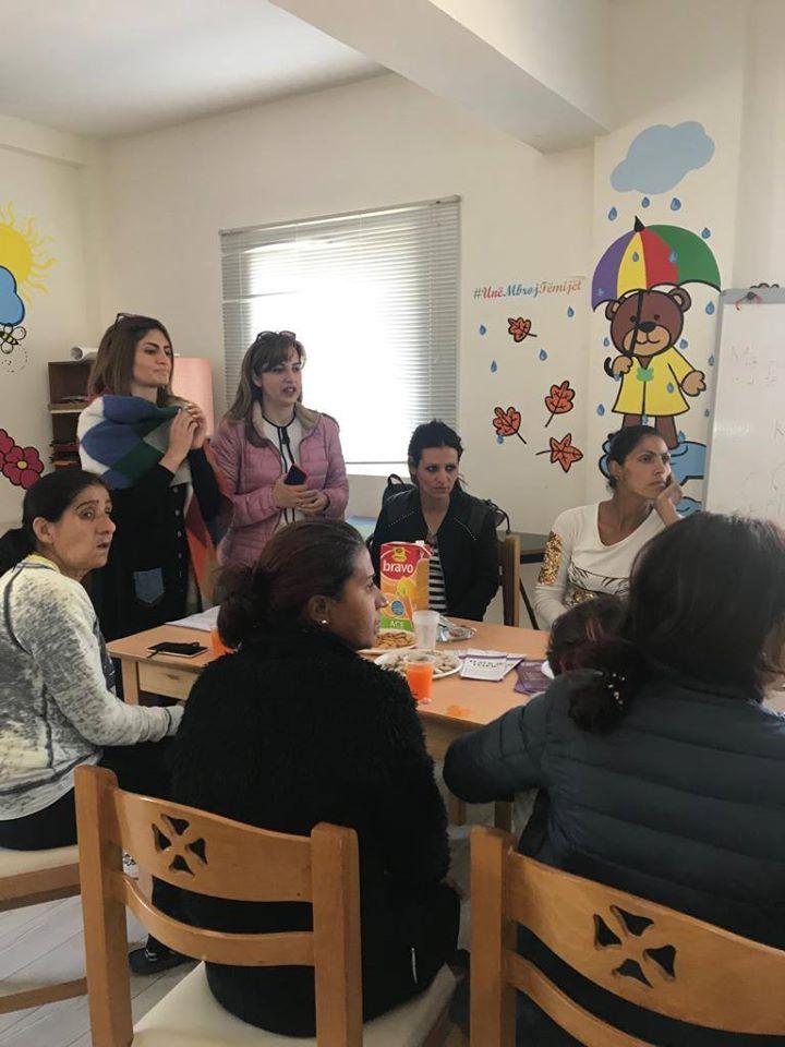 """Aktivitet ndergjegjesues organizuar nga """"Linja e Keshillimit per Gra dhe Vajza"""""""